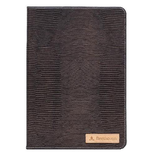 Beethoven IPAD pro 10.5 Case (Leather Brown) | IPAD case, IPAD accessories, Genuine leather, Beethoven, Handmade case