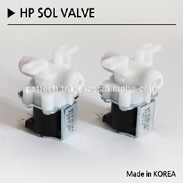 Solenoid Valve HP SOL VALVE(SMALL TYPE) Components Reducing Valve