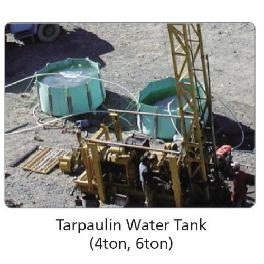 Made in Korea High Quality Water Bag [Mining,Exploration,Coring,Drilling] Water Tank