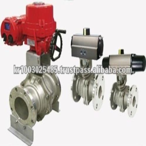 High quality Pneumatic Actuated Ball Valve | High quality Pneumatic Actuated Ball Valve