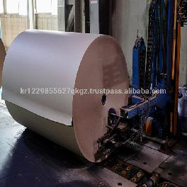Made in Korea roll Paper _TEST LINER BOARD /TLB High strength
