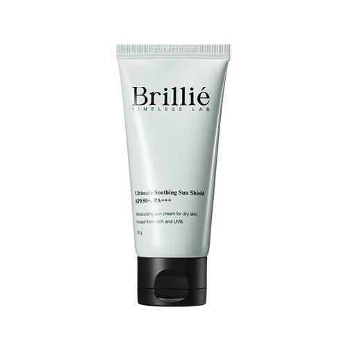 Brillie Ultimate Soothing Sun Shield | sunscreen, skin care, makeup