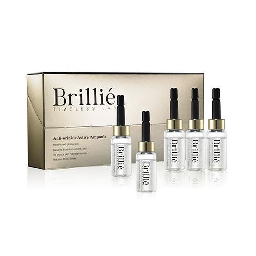 Brillie Anti-wrinkle Active Ampoule | skin care, wrinkle care, ampoule
