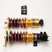 Full set of Coilover shock absorber (adjustable or fixable)