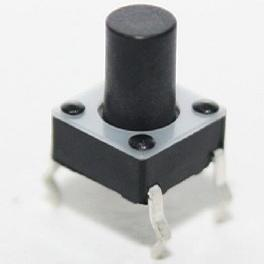 tact switch 6*6*5.0MM 4P push button switch microswitch JAE SANG switch