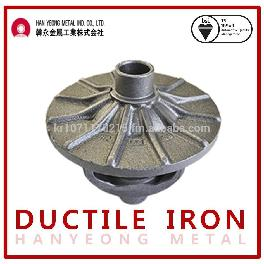 Differential case for auto parts ( OEM ductile iron casting )