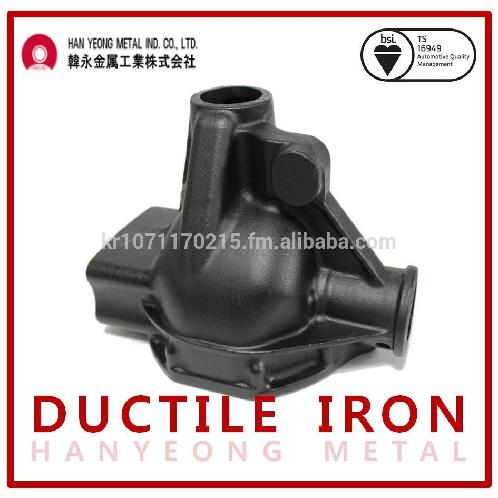 Differential carrier for auto parts (OEM ductile iron casting) | Differential carrier for auto parts (OEM ductile iron casting)