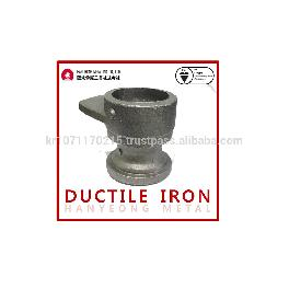Top Selling Axle Housing metal heavy equipment parts ductile iron casting