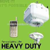 High Performence Supper Heavy Duty Type Remote control Lighting Lifter