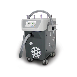 Eskimo air skin cooler i laser lab Korea zimmer cryo Multi-purpose in dermatology and orthopedics