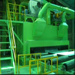 Steel plate Descaling equipment