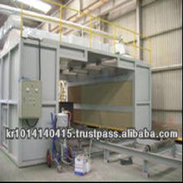 Liquid painting Equipment line system for plant machinery