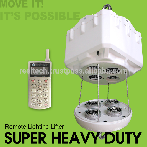 High Quality Super Heavy Duty Type remote control lighting lifter | High Quality Super Heavy Duty Type remote control lighting lifter