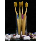 CRYSTAL GOLD TOOTHBRUSH manufacture sterilization double bristle soft bristles wholesale
