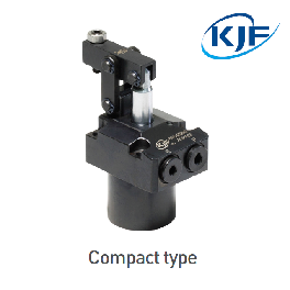 Made In South Korea KJF Hydraulic Link(Hinge) Clamp Cylinder Tube Type