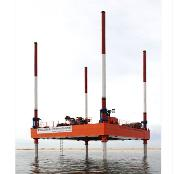 High quality good Price jack up barge_100HS jack-up barge