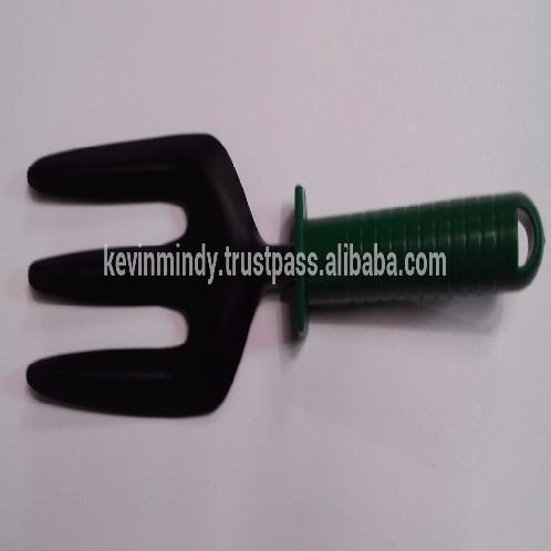 Hand fork with plastic handle (Made in South Korea) | Hand fork with plastic handle (Made in South Korea)