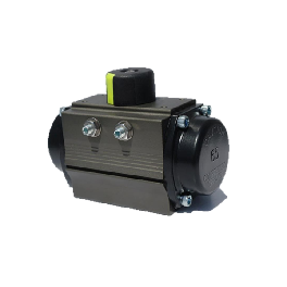 Reliability Rack Pinion Actuator Type Rotary Pneumatic Cylinder With Good Price