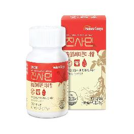 Ginsamin Red Ginseng, Natural Vitamin