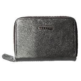 Leather Wallet (Space Grey)