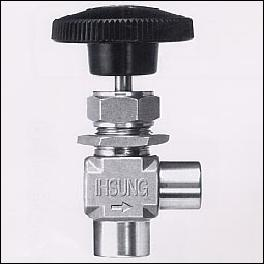 Integral Bonnet Angle pattern Needle Valves(N)