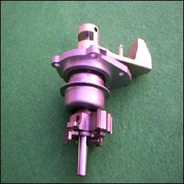 CABLE TYPE GEAR SHIFT COVER ASSEMBLY