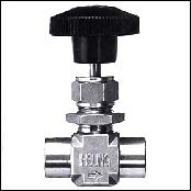 Integral Bonnet Global Valves(N)