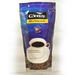 Codelly blue mountain blend coffee