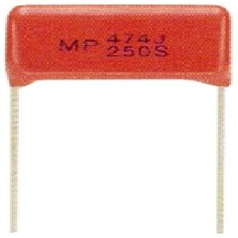 MP ; METALLIZED POLYPROPYLENE FILM CAPACITORS