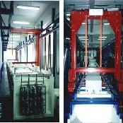 Vibrating Barrel-type Plating Line, Rack-type Automatic Plating Line