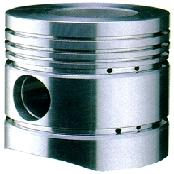 PISTON :  Diesel Engines and Gasoline Engines