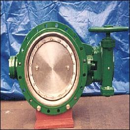Butterfly Valve (Stainless)