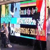 Indoor/Outdoor Applications LED Display System