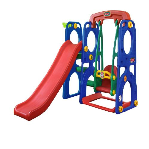 Sports jumbo slide with swing | Entertainment, Education, slide, toys, children, Sports jumbo slide with swing,