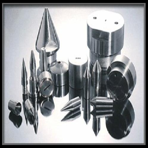 Tungsten Carbide Extrusion Tips and Dies |