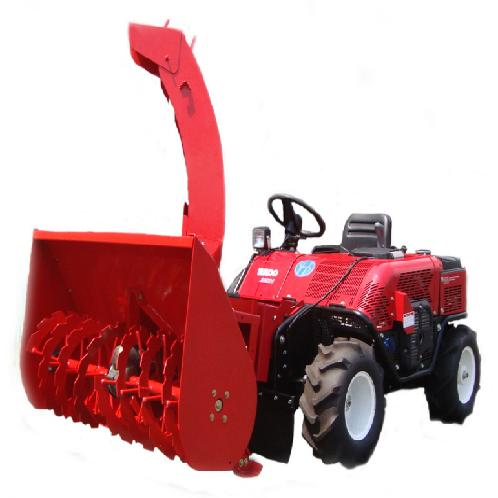 Riding snow blower | snow, blower, thrower, Hanseo Precision Industry Co., Ltd