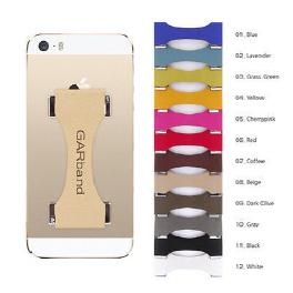 Smartphone Adhesive type Leather Band GARBand