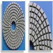 Resin Dry Polishing Pad 2.5mm Thickness