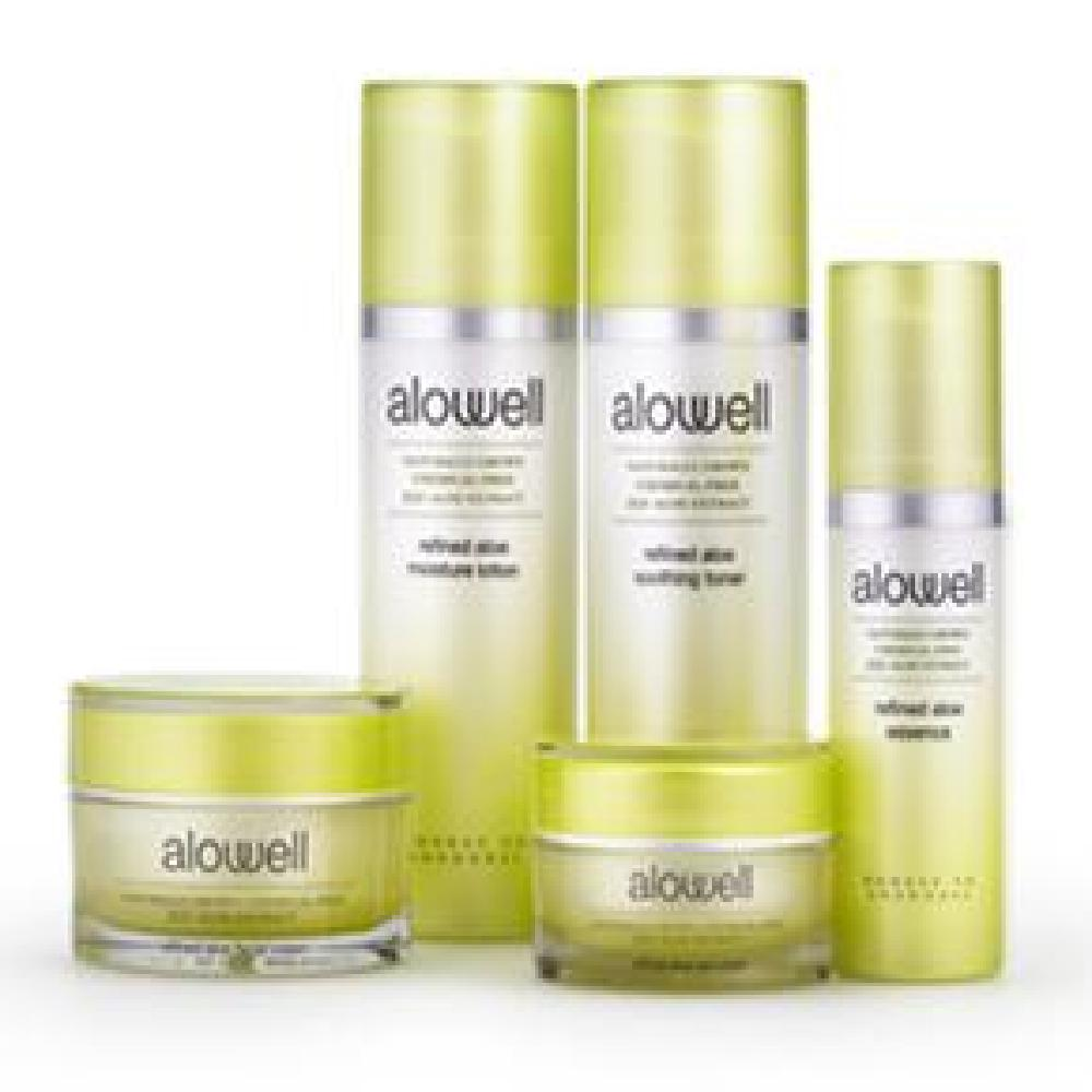 Refined Aloe Skincare 5Set