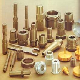 Various Metal Parts Production