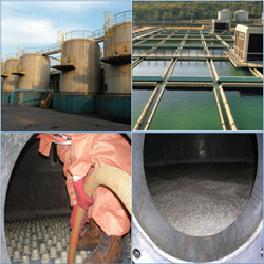 Sand Filter Waste Cleaning, Screening and Recycling Business