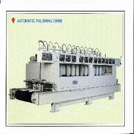 12 spindle automatic polishing machine