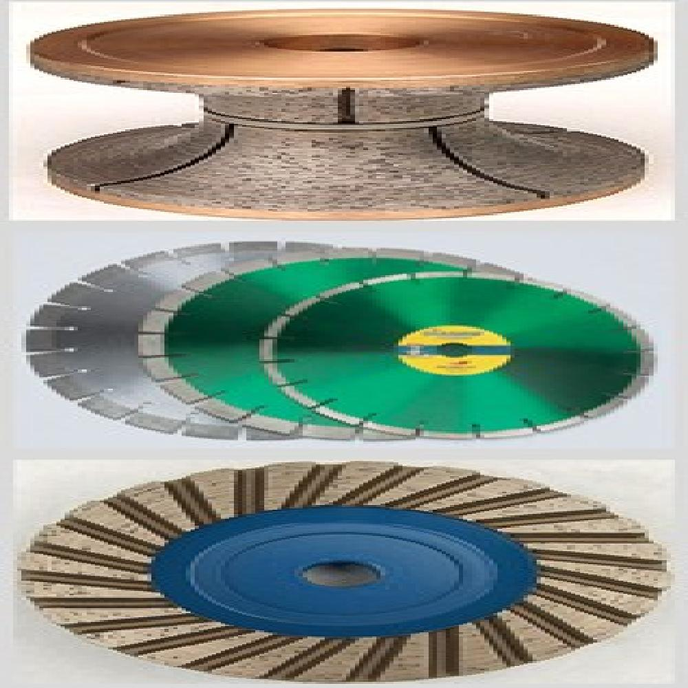 Full bullnose, Sandwich silent saw blade, Cosmos