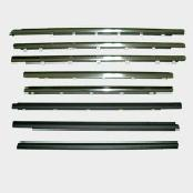 WHETHER STRIP ASSEMBLY DOOR BELT OUTER MOULDING