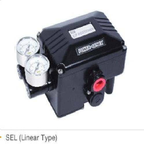 E/P POSITIONER (SEL & SER Series) | Electro-Pneumatic Valve Positioner, Pneumatic-Pneumatic Valve Positioner, Smart Valve Positioner and various valve accessories(switch box, position transmitter pac, air filter regulator, and air volume booster),Control Valves
