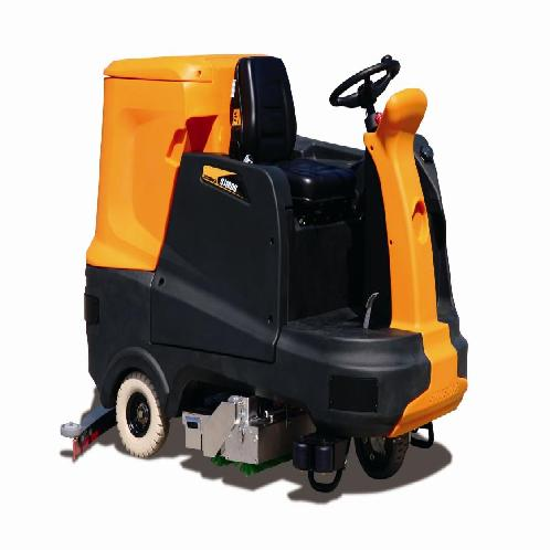 INDUSTRIAL SCRUBBEER & SWEEPER | Electric, Cleaning, Sit-Down, Stand up, Lithium battery
