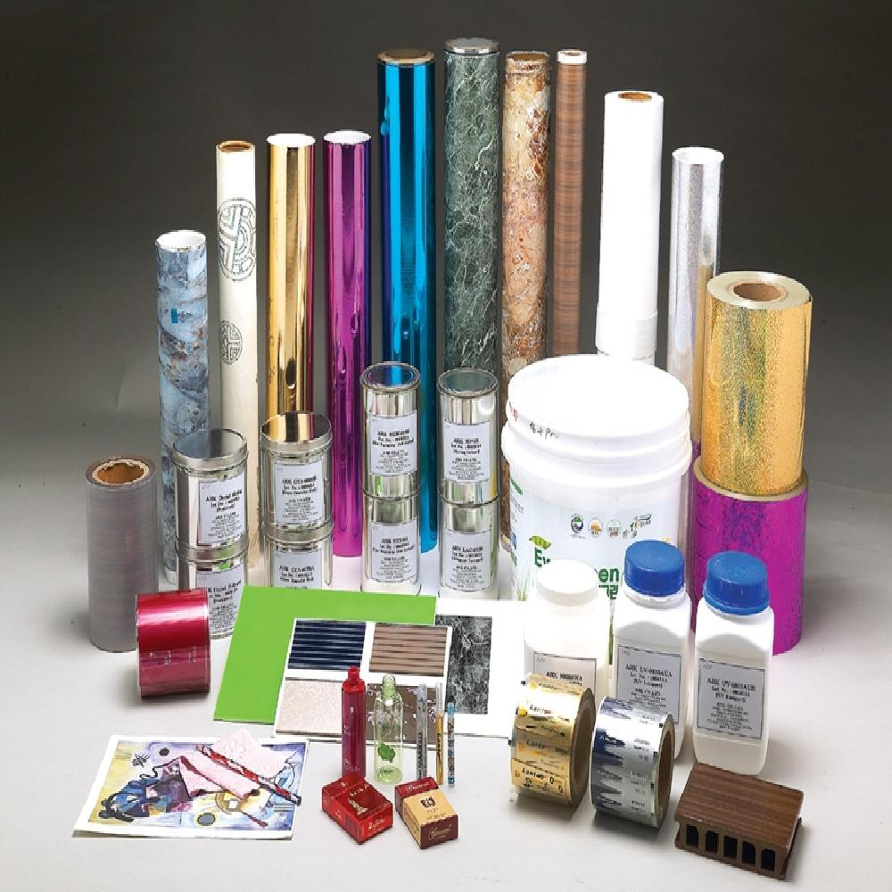 Stamping Foil Chemicals