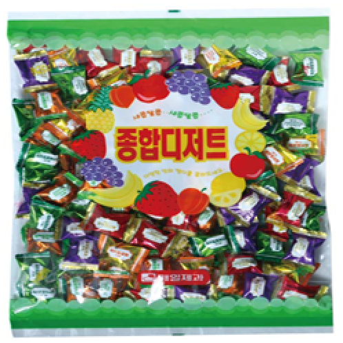 Health Candy, Jelly, Biscuits | Ginseng Steamed Red and Bokbunja Candy, Health Candy, Jelly, Biscuits