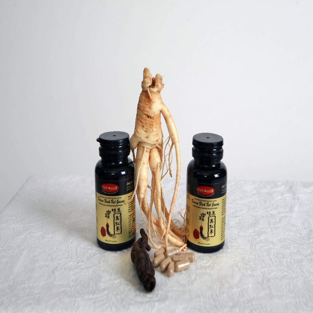 Red Ginseng, Black Red Ginseng, Korea Ginseng