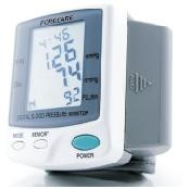 Fore-CareTM Fully Automatic Wrist type Blood Pressure Monitor